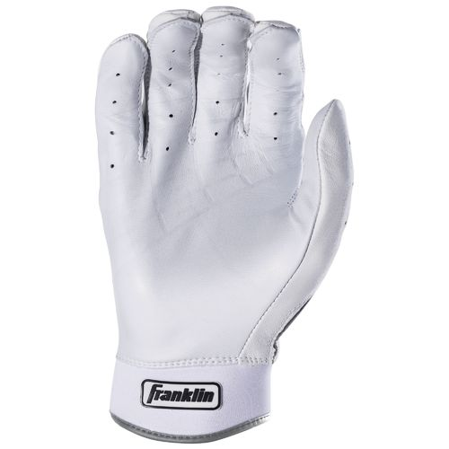 Franklin Adults' Powerstrap™ Batting Gloves - view number 2