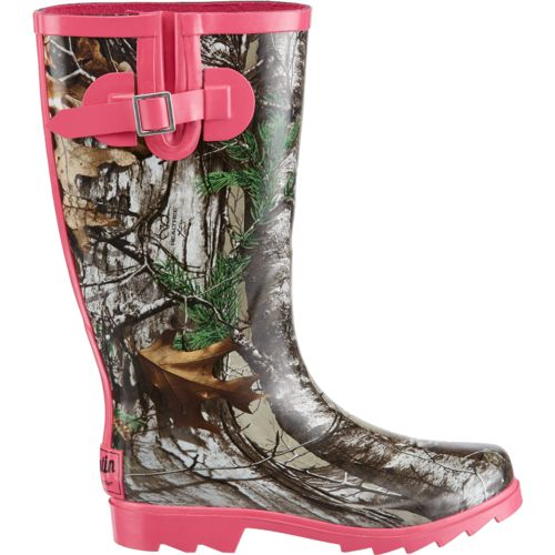 Austin Trading Co. Women's Realtree Xtra Rubber Boots