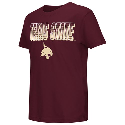 Colosseum Athletics™ Youth Texas State University Gack Short Sleeve T-shirt