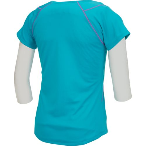BCG Girls' Training Basic Turbo T-shirt - view number 2