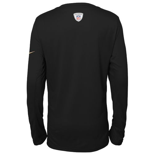 NFL Youth New Orleans Saints Practice T-shirt - view number 2