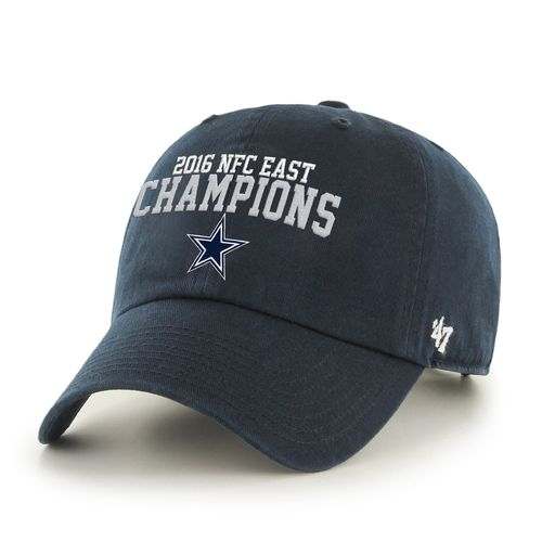 '47 Dallas Cowboys NFC East Division Champs 2016 Clean Up Cap