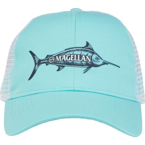 Magellan Outdoors Women's Sketched Marlin Trucker Cap
