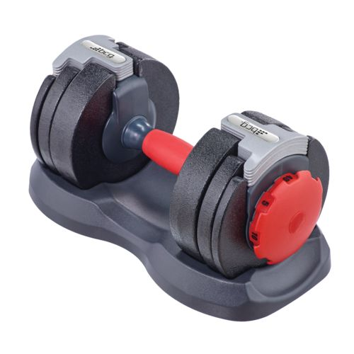BCG 40 lbs Adjustable Dumbbell - view number 3