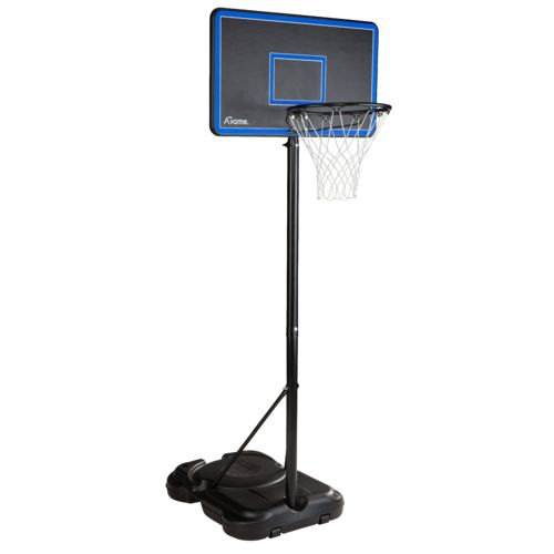 AGame 32 in Portable Polyethylene Basketball Hoop