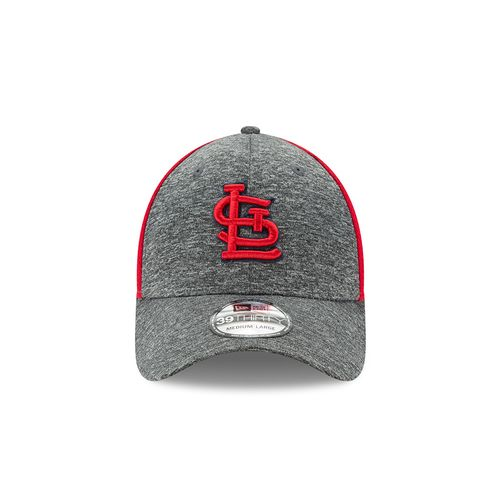 New Era Men's St. Louis Cardinals Shadow Blocker 39THIRTY Cap - view number 6