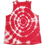 Blue 84 Women's Texas Tech University Retro Liquid Muscle Tank Top - view number 2