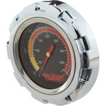 Outdoor Gourmet 4 in Individual Temperature Gauge - view number 1