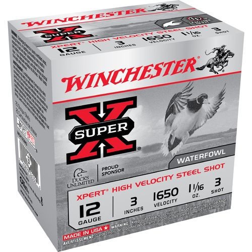 Display product reviews for Winchester Xpert 12 Gauge Hi-Velocity Steel Shotshells