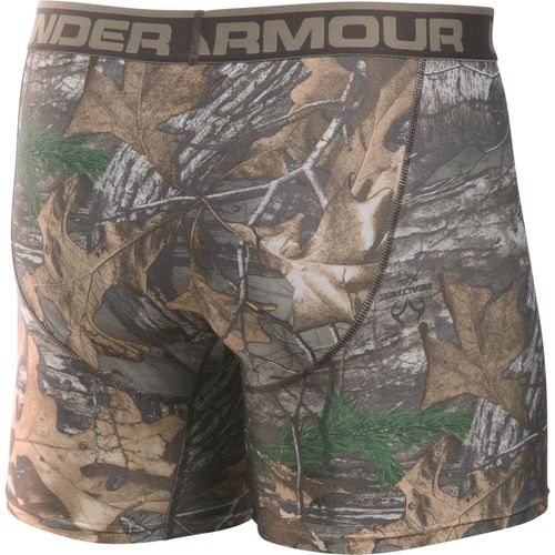 Under Armour Men's Original Series Camo Boxerjock Underwear - view number 2