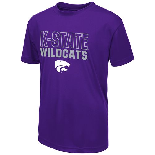 Colosseum Athletics Boys' Kansas State University Team Mascot T-shirt - view number 1