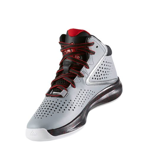 adidas Boys' Cross 'Em Up Basketball Shoes - view number 2