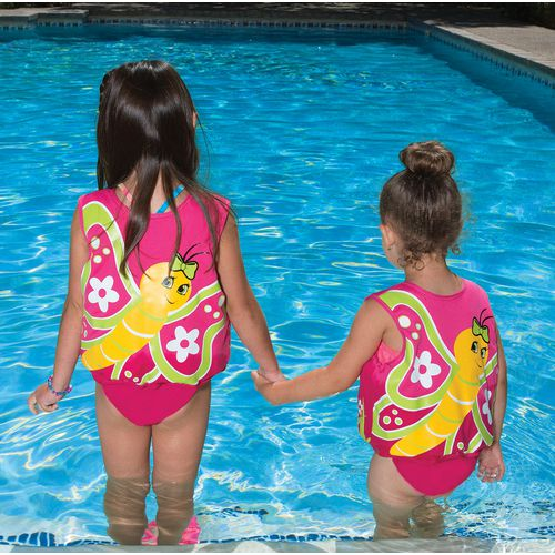 Poolmaster Youth Butterfly Swim Vest - view number 5