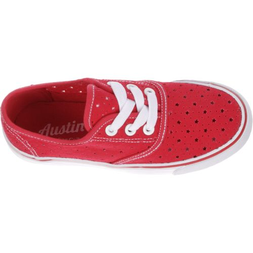 Austin Trading Co. Girls' Paige Cutout Shoes - view number 4