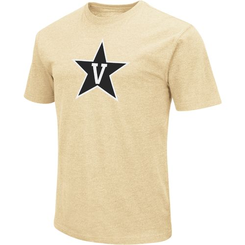 Colosseum Athletics Men's Vanderbilt University Logo Short Sleeve T-shirt