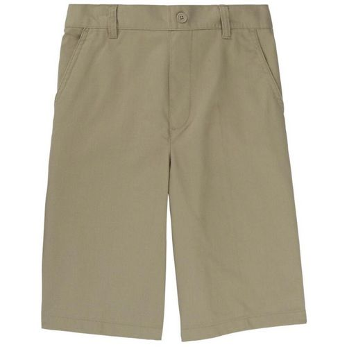 French Toast Boys' Pull-On Uniform Short