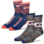 For Bare Feet Men's Auburn University Father's Day Socks - view number 1