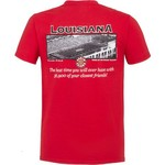 New World Graphics Men's University of Louisiana at Lafayette Friends Stadium T-shirt - view number 1