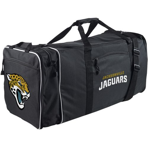The Northwest Company Jacksonville Jaguars Steel Duffel Bag