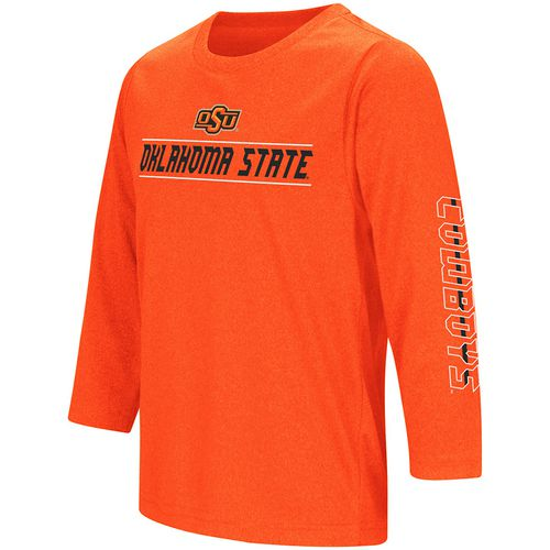 Colosseum Athletics Boys' Oklahoma State University Long Sleeve T-shirt