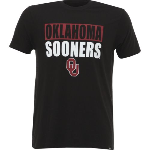 '47 University of Oklahoma Stacked Splitter T-shirt