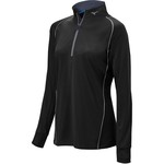 Mizuno Women's Comp Softball 1/2 Zip Hitting Top - view number 1