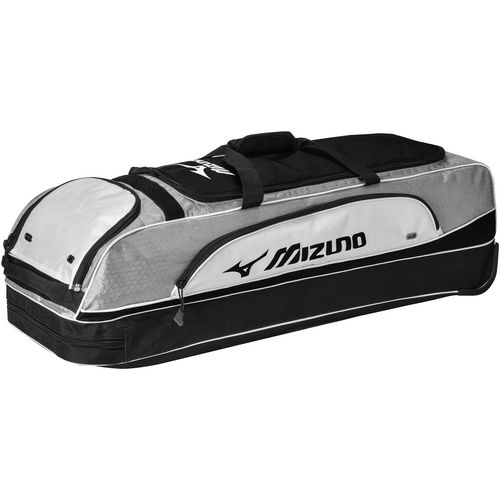 Mizuno MVP Wheeled Baseball Bag