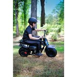 Monster Moto American Flag 1000 W Electric Mini Bike - view number 3