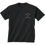 New World Graphics Men's Vanderbilt University Friends Stadium T-shirt - view number 2