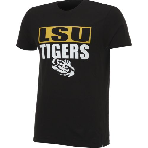 '47 Louisiana State University Stacked Splitter T-shirt - view number 3