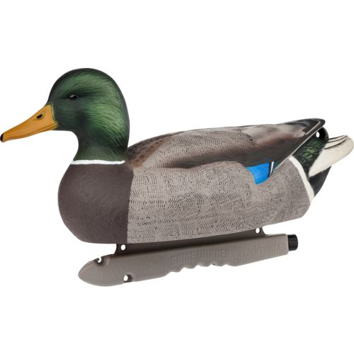 Display product reviews for Game Winner® Carver's Edge Series Active Mallard Decoys 6-Pack