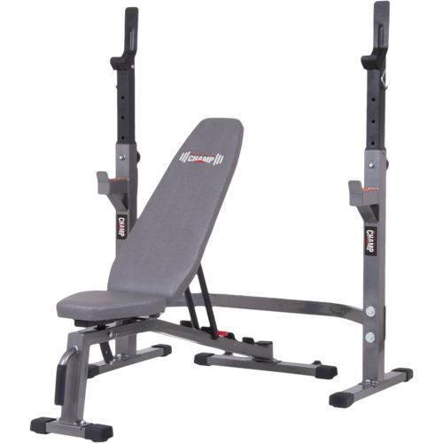 Display product reviews for Body Champ Pro3900 Olympic Weight Bench Set