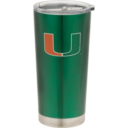 Boelter Brands University of Miami 20 oz Ultra Stainless Steel Tumbler