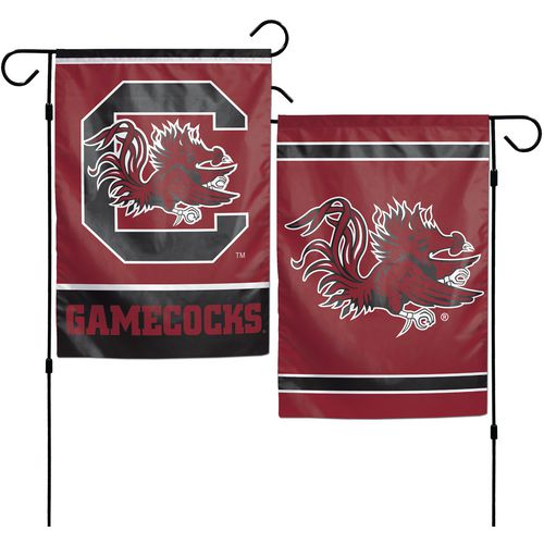 WinCraft University of South Carolina 2-Sided Garden Flag