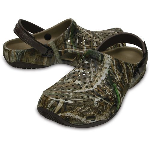 Crocs™ Men's Swiftwater Realtree Max-5® Deck Clogs - view number 6