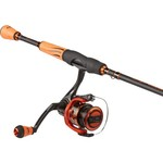 Lew's Mach Crush Speed Spin Freshwater Spinning Rod and Reel Combo - view number 5