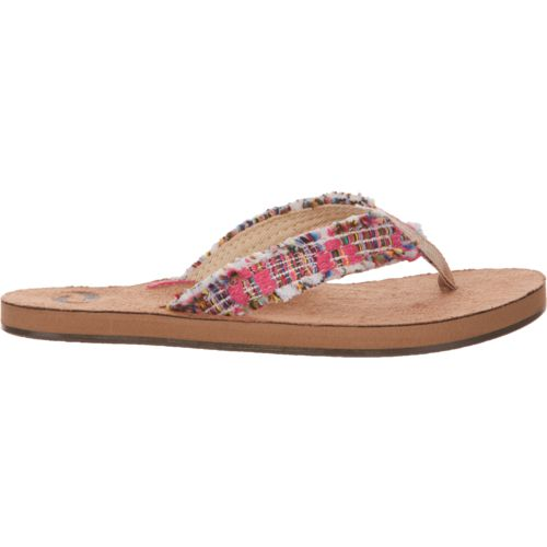 O'Rageous Girls' Fray Flip-Flops
