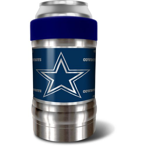 Great American Products Dallas Cowboys LOCKER Vacuum-Insulated 12 oz Can/Bottle Holder