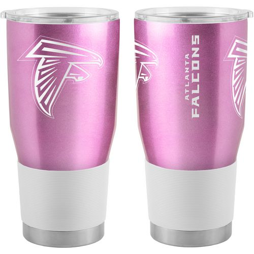 Boelter Brands Atlanta Falcons Ultra Pink 30oz Tumbler