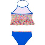 O'Rageous Girls' Cactus Cutie 2-Piece Tankini - view number 2