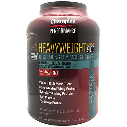 Champion Nutrition Heavyweight Gainer 900 High-Density Mass Gainer - view number 1
