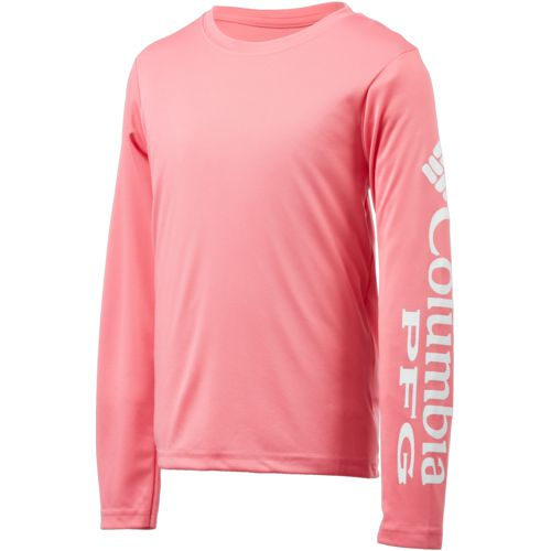 Columbia Sportswear Girls' PFG Terminal Tackle Long Sleeve T-shirt