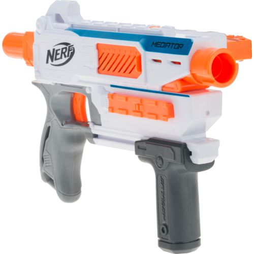 ... NERF Modulus Mediator Core Blaster - view number 2 ...