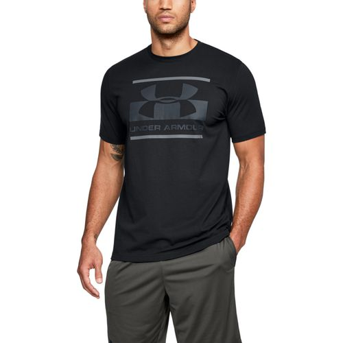 Under Armour Men's Blocked Sportstyle Logo T-shirt - view number 1