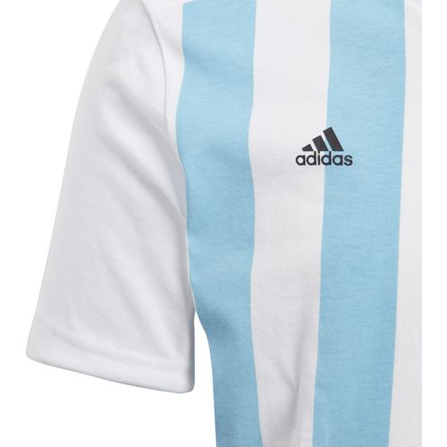 adidas Boys' Argentina Lionel Messi 10 T-shirt - view number 3