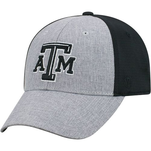 Top of the World Adults' Texas A&M University 2-Tone Fabooia Cap