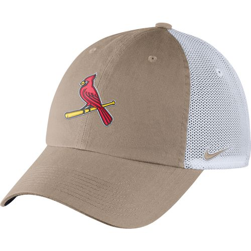Nike Men's St. Louis  Cardinals Heritage86 Mixed Fabric Cap