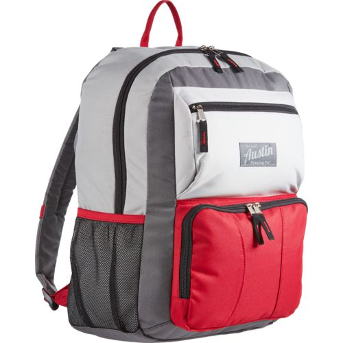 Display product reviews for Austin Trading Co. Charlie Backpack