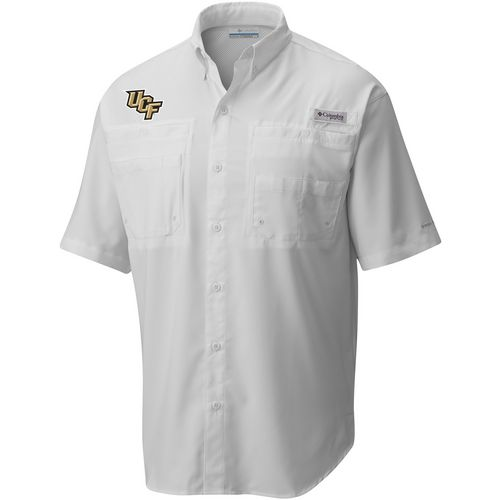 Columbia Sportswear Men's University of Central Florida Tamiami Shirt