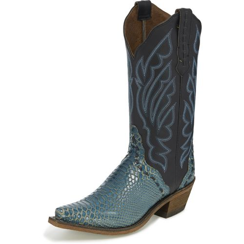 Nocona Boots Women's Snake Print Boots